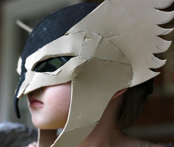 hawk-mask